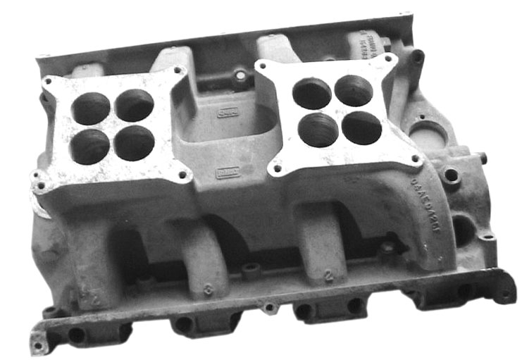 Ford and Mustang Intake manifold