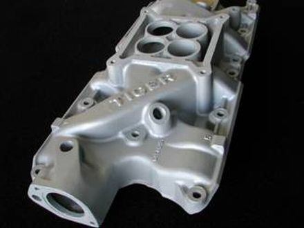 What is this factory 289 alum intake from? - Ford Muscle