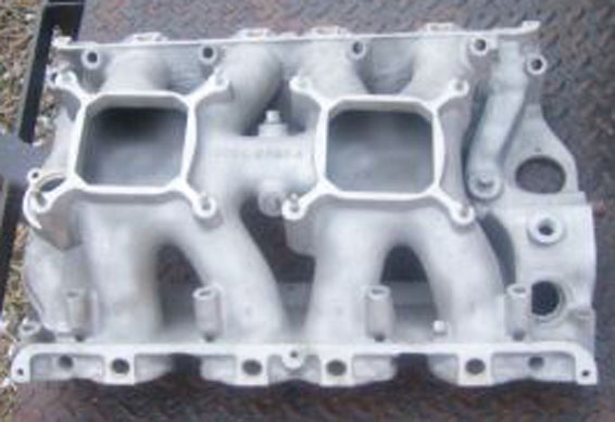 C7OE-9425-A Tunnel Port Intake manifold