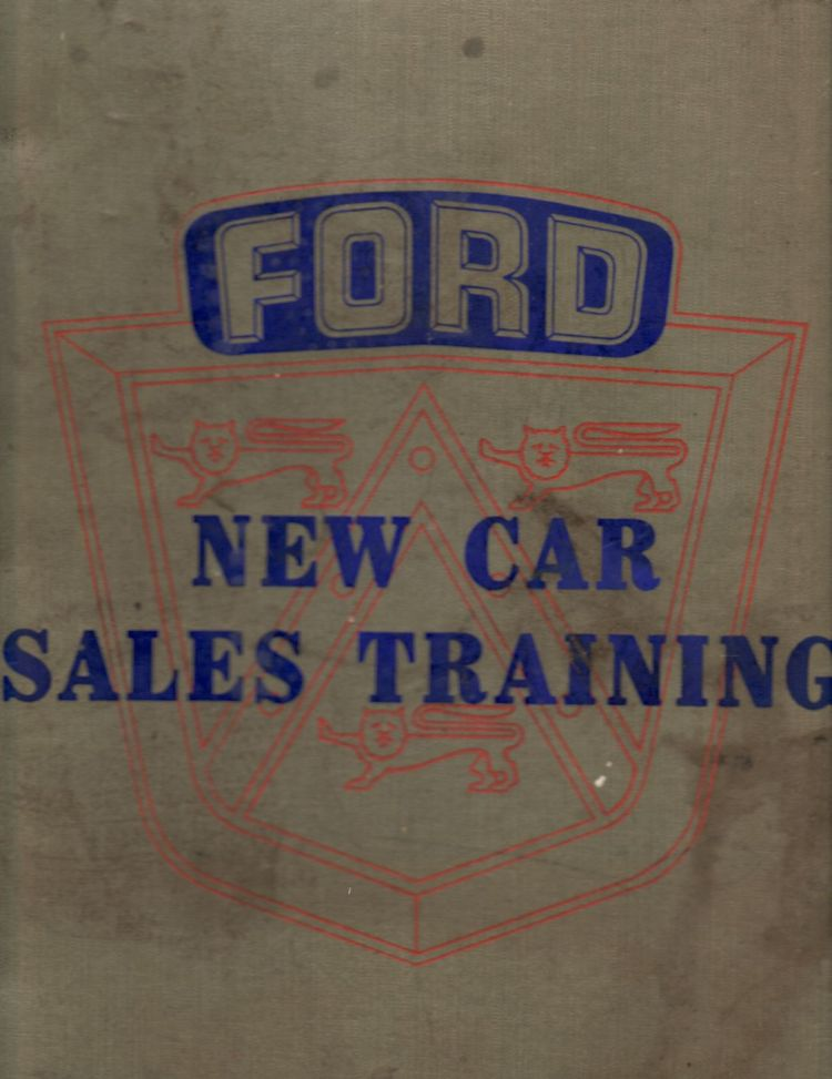 1972 Ford Sales