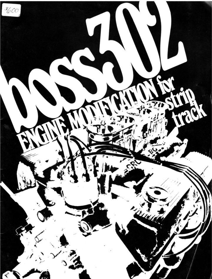 boss 302 engine mod 1995 Ford 302 Engine Diagram