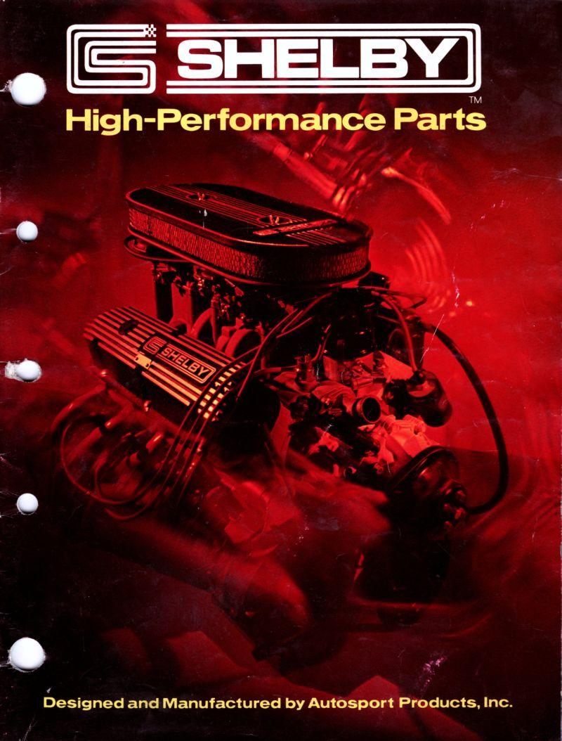 Shelby Hi Po Parts