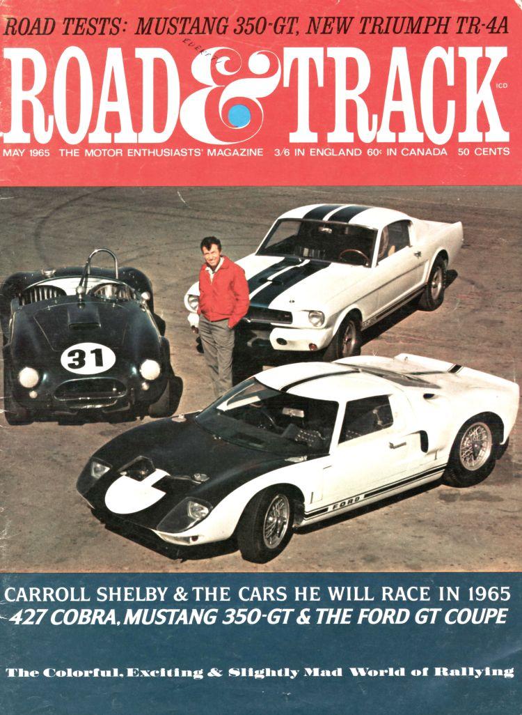 Shelby Roadtrack 65 05