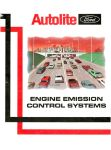 1969 Ford Autolite emission controls explained. Excellent engine vacuum diagrams