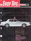 Ford Shop Tips magazine vol 12 vintage