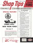 Ford Shop Tips volume 2 magazine