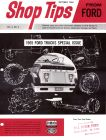 Ford Shop Tips vol 2 vintage magazine