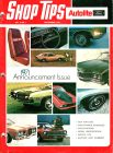 Ford Shop Tips magazine vol 9 vintage