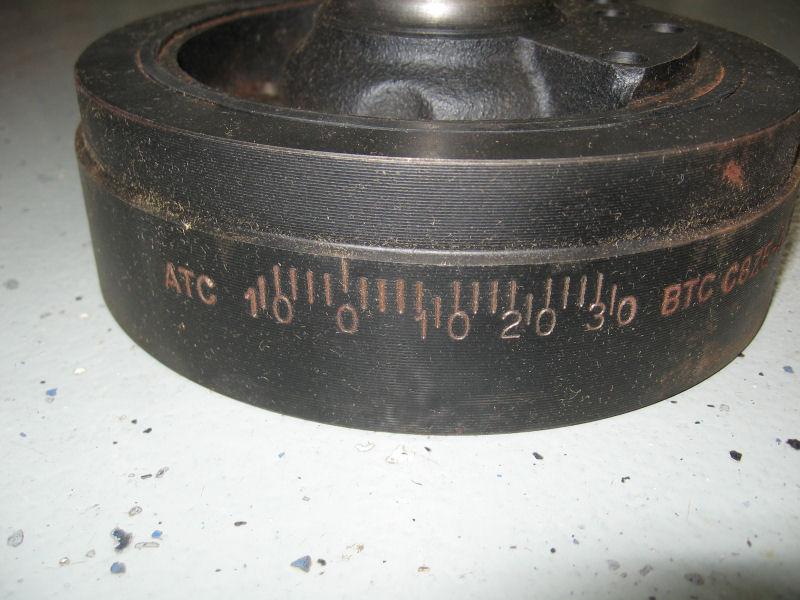 set timing for 302 - MustangForums com