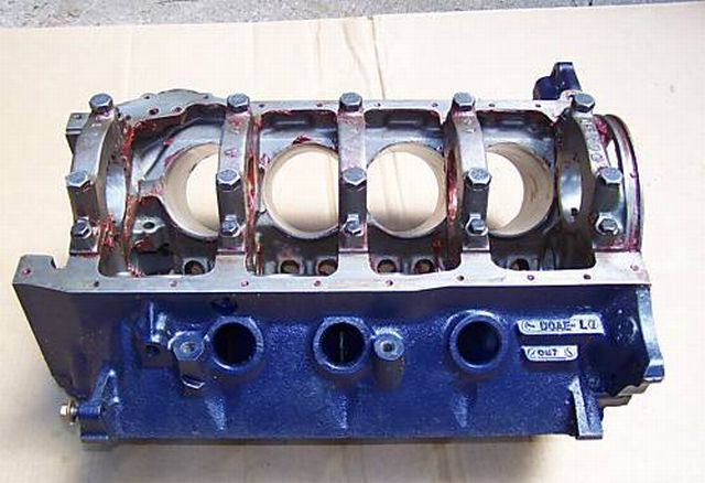 Where Are 351C Casting Numbers? - Vintage Mustang Forums