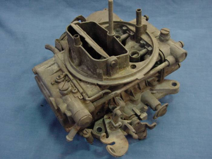 Ford Holley 4160 carburetor