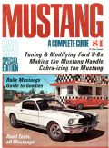 Mustang a complete guide magazine. Published in 1965 this magazine describes in detail the road that lead to the Mustang.
